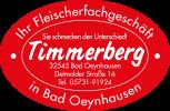 Fleischerei Timmerberg GmbH Logo